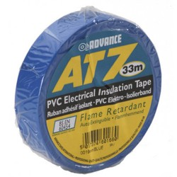 ADVANCE AT7 TAPE 19mm x 33M | BLAUW