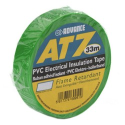 ADVANCE AT7 TAPE 19mm x 33M | GROEN
