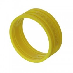 NEUTRIK XLR RING GEEL